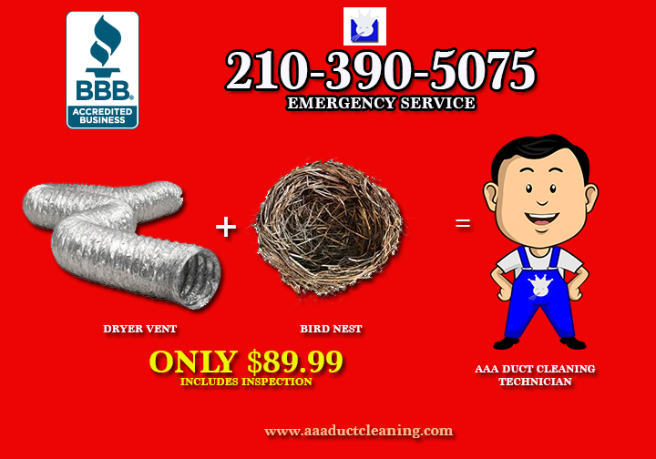 Call and ask about our air condiioning installation deals san Antonio. AAA Duct Cleaning also provides free estimates for air duct replacements and air duct sealing for all makes of ac systems San Antonio. Contact us through our contact form for fast ac repair San Antonio.