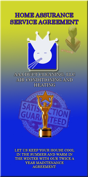 AAA Duct Cleaning offers a great 15 dollar a month service agreement plan that  Provides customers with the peace of mind that a professional technician will be at their home to service the air-conditioning or furnace when it breaks down San Antonio. San Antonio are AC repair technicians are qualified to work on all makes and models of heating and air-conditioning systems.  with our AC service agreement San Antonio all air-conditioning and heating maintenance needs are met by providing our loyal customers with two premium visits per year to check and maintain all HVAC system components and AC electrical parts that help prevent costly breakdowns and improve the comfort level of the home. When an air-conditioning system breaks down and needs repair San Antonio make sure you call the best HVAC company in the business AAA Duct Cleaning at 210 – 390 – 5075 and schedule your appointment. same-day AC repair San Antonio is available at affordable $49 service charge but if a major air-conditioning and heating repair is done the $49 service fee is waived. the benefits of service agreement contracts for your AC and heating San Antonio are as follows; extended AC and heating system longevity, improvement of indoor air quality, money saved on costly AC and heating repairs San Antonio. so don't hesitate call us for your next air-conditioning repair or furnace repair San Antonio.